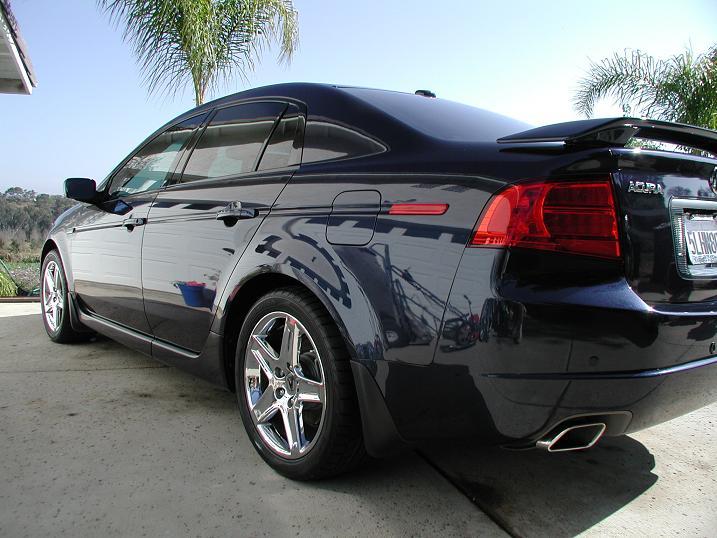 Acura Tl Inch Rims Inch Hfp Rims On My Tsx YouTube - Acura tl 19 oem wheels